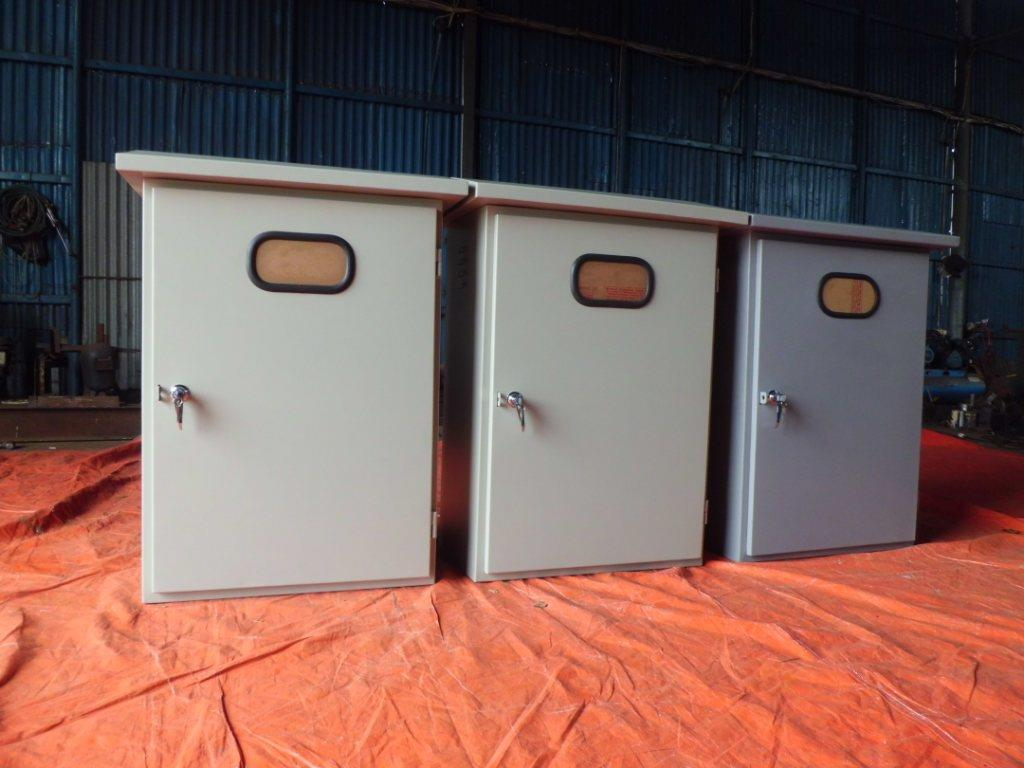 jual box panel outdoor ukuran 700 x 1000 x 400 mm harga