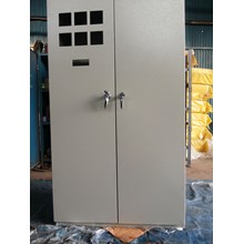 Box Panel Free Standing Ukuran 1200 X 2000 X 500 Mm