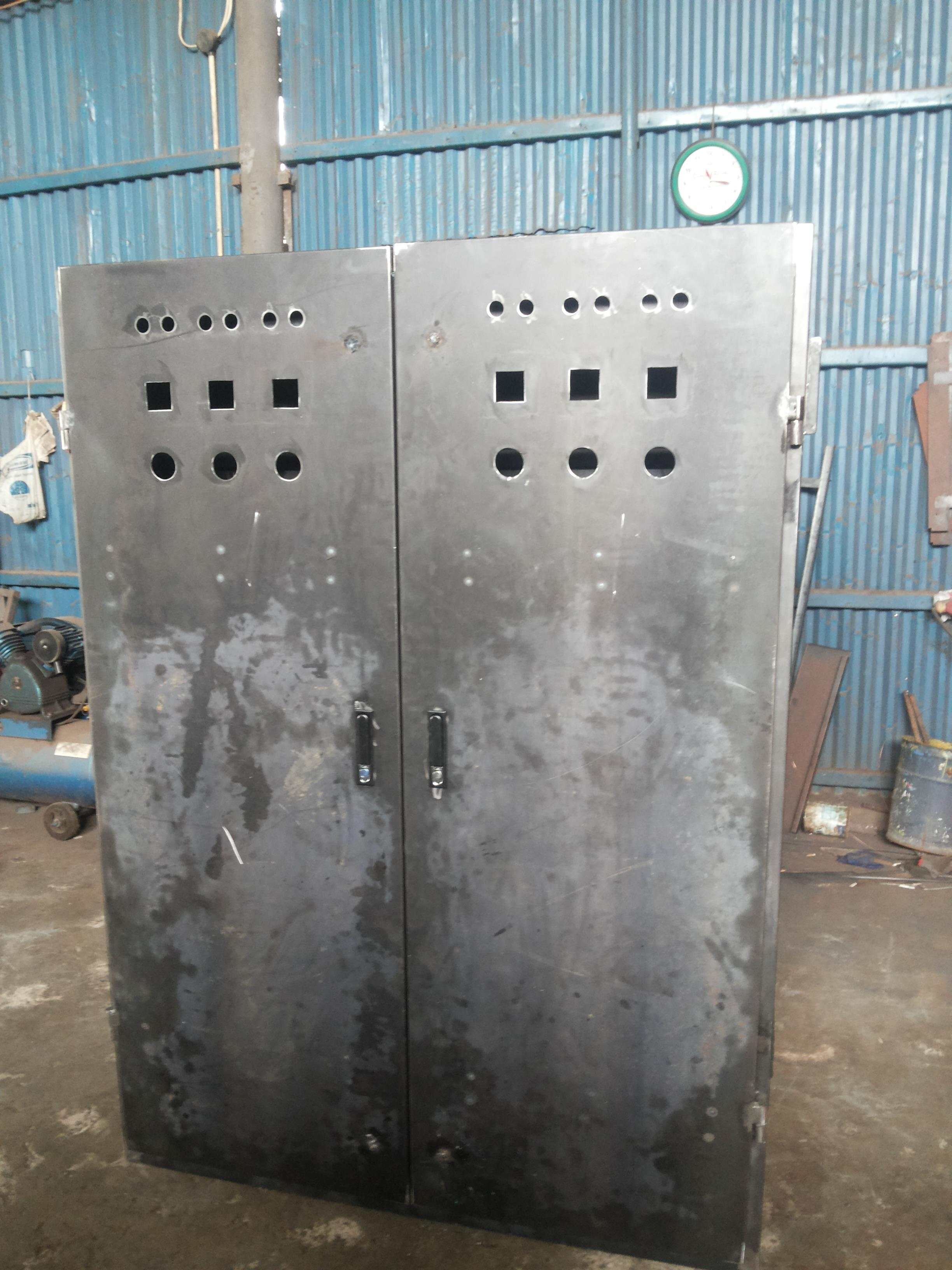 Jual Box Panel Free Standing Ukuran 1200 X 1800 X 500 Mm