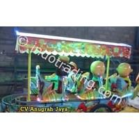 Kereta Mini Gerobak Mainan Anak 1