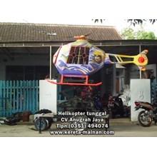 Mainan Helikopter Tunggal Pasar Malam