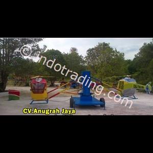 Mainan Helikopter Dobel Untuk Pasar Malam