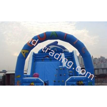 Istana Balon AQUATIC 6X8
