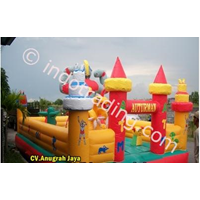 Istana Balon Auturman 4x6