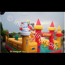 Istana Balon Auturman 4x6