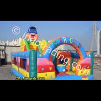 Istana Balon Circus 4x6 1