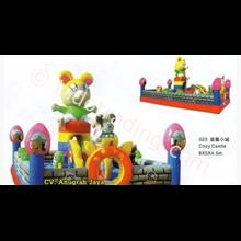 Istana Balon Cozy Castle 5x8