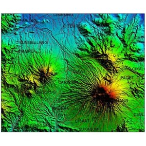 Sell Topographic Map Of Indonesia For All Garmin GPS Type - Garmin map indonesia us