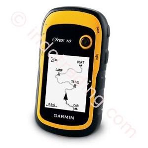Garmin GPS Etrex 10 Untuk Koordinat & Tracklog