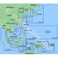 Beli Instal Peta Laut Bluechart Pacific 10.5 2008.5 For Gps Garmin & Pc 4