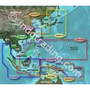 Instal Peta Laut Bluechart Pacific 10.5 2008.5 For Gps Garmin & Pc