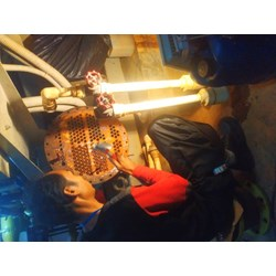 Retubing Shell and Tube Repair Heat Exchanger By BAMS TEKNIK INDONESIA