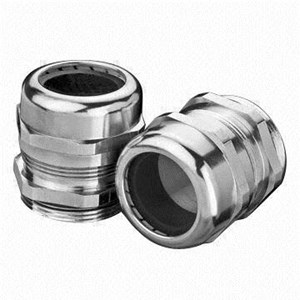 Cable Gland PG Steel Brass Nickel Plated