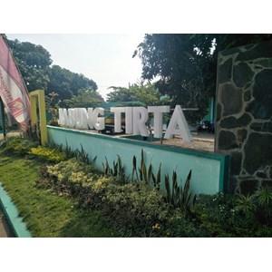 Letter Sign nyala surabaya