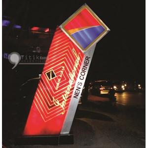 Tower Sign Surabaya