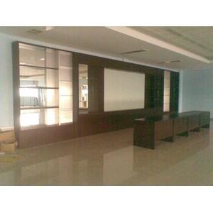 Interior Design Ruang Kantor surabaya By Titikkoma Adv