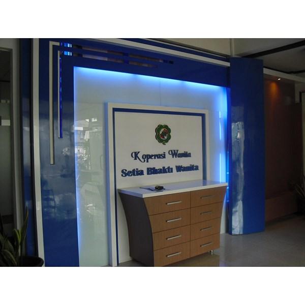 Foto Dari Interior Design Ruang Kantor surabaya 9