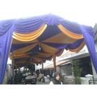 Plafon Dekor tenda - dekorasi wedding 8