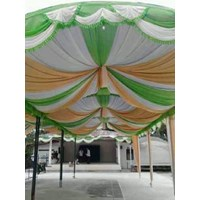 Beli Plafon Dekor tenda - dekorasi wedding 4