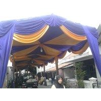 Jual Plafon Dekor tenda - dekorasi wedding 2