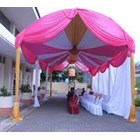 Dekorasi wedding - Plafon Dekor  tenda 4