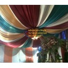 dekorasi wedding - Plafon Dekor 1