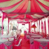 Distributor dekorasi wedding - Plafon Dekor 3