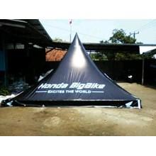 Tenda Promosi Sarnafil 5x5