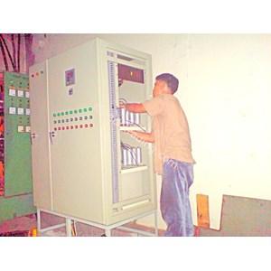 Perbaikan And Service Capasitor Bank Panel