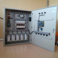 Distributor Panel Capasitor Bank Perakitan 3