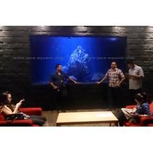 Aquarium 4 Meter  - akuarium & aksesoris