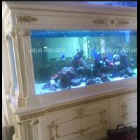 Aquarium Laut Full Set - Akuarium & Aksesoris 1
