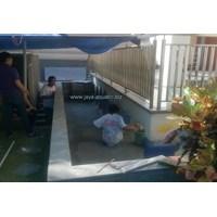 Sistem filter dan  instalasi pada kolam & aquarium Murah 5