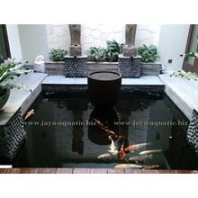 Upgrade kolam koi 2 -  Akuarium & Aksesoris