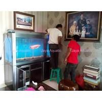 Distributor Kediaman Kapolres Lamongan 2014   -     Akuarium & Aksesoris 3
