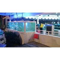 Aquarium Display Restoran  1