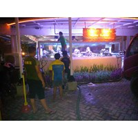 Beli Aquarium Display Restoran  4