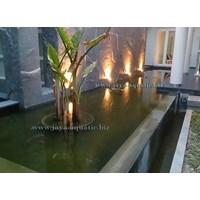 Jual jasa pembutan kolam dan aquarium 2