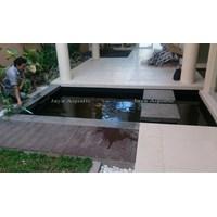 jasa pembuatan kolam dan aquarium 1