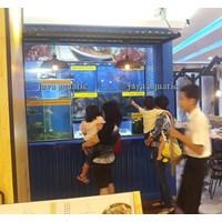 Aquarium Display Restoran 2     (Akuarium & Aksesoris) 1