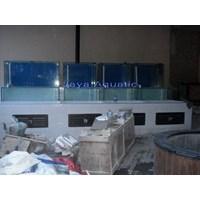 Jual Akuarium Display Restoran 2.   ( Akuarium & Aksesoris ) 2