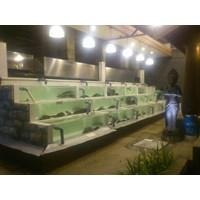 Jasa Pembuatan Aquarium Display  -   ( Akuarium & Aksesoris ) 1