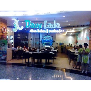 Daun Lada Resto - Galaxy Mall      ( Akuarium & Aksesoris )