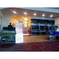 Jual New Istana Berkat Restoran     ( Akuarium & Aksesoris )