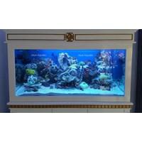 Dekorasi Aquarium Laut Kencana (  Aquarium dan Aksesoris ) 1