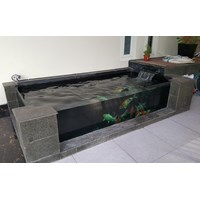 Jual Kolam Koi Pondok Candra (  Aquarium dan Aksesoris) 2
