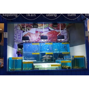 Aquarium Restaurant Daun Lada Sidoarjo (  Aquarium dan Aksesoris )