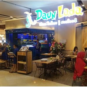 Aquarium Restaurant Daun Lada Surabaya (TP)  (  Aquarium dan Aksesoris )