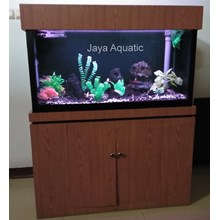 Aquarium air tawar Dian Istana Regency Surabaya ( Aquarium dan Aksesoris)