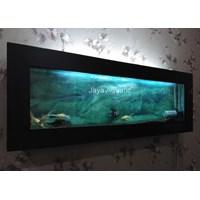Jual Aquarium dinding air tawar  Surabaya ( Aquarium dan Aksesoris)